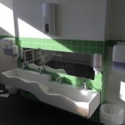 KITA Bussardstrasse Kaarst_Kindgerechte Sanitäranlagen